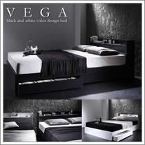 クイーンベッド【VEGA】ヴェガ