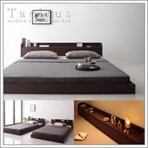 クイーン・サイズ対応ベッド