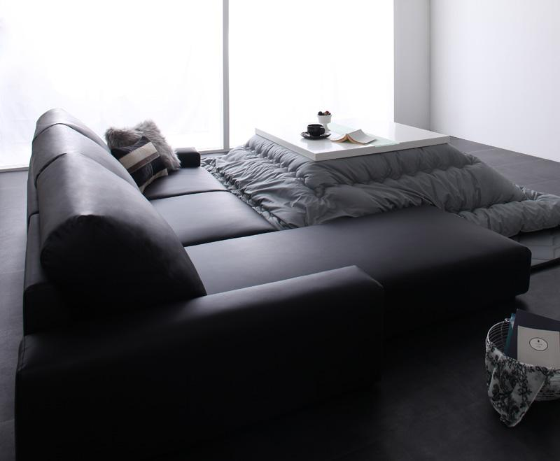 こたつにソファの意外な組み合わせ和室にピッタリ合うおしゃれなソファ