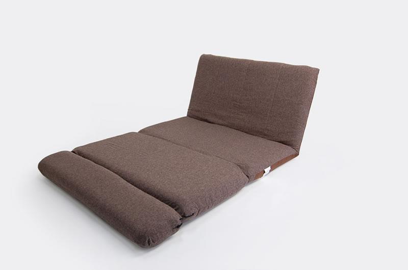 ベッドをソファにするための ...