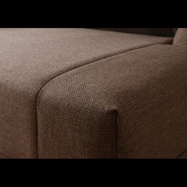 画像4: 寝心地抜群コイルスプリングソファーベッド