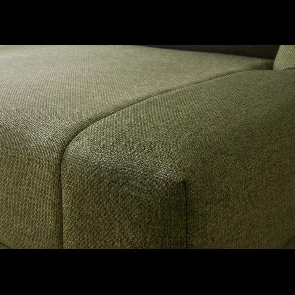 画像5: 寝心地抜群コイルスプリングソファーベッド