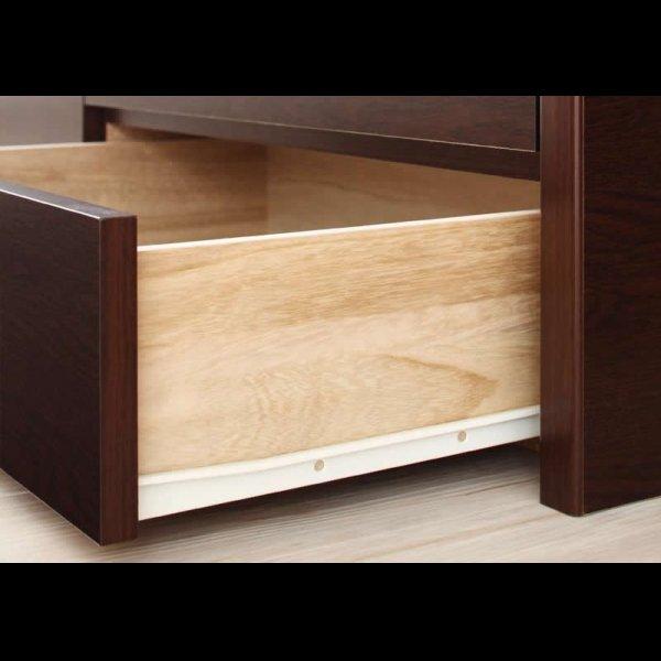 画像4: ヘッドレス仕様チェスト型畳ベッド