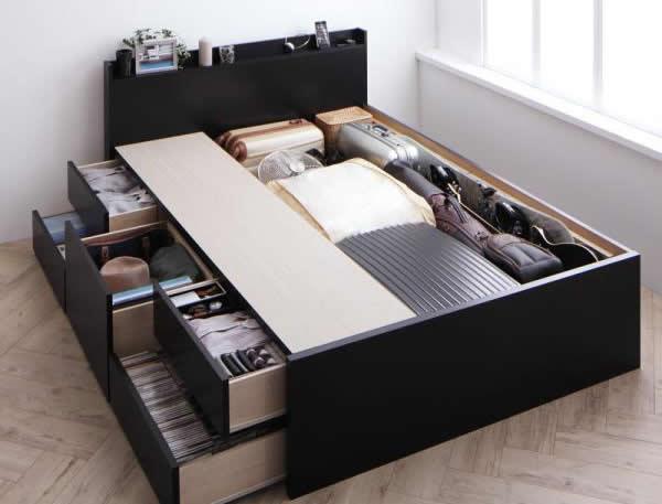 収納ベッド:イメージ