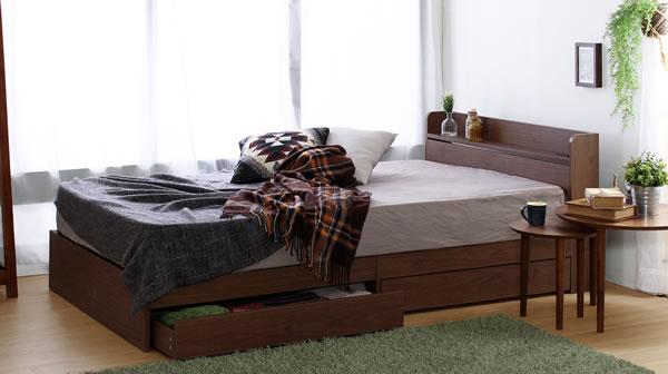 収納ベッド:メリット・デメリットイメージ