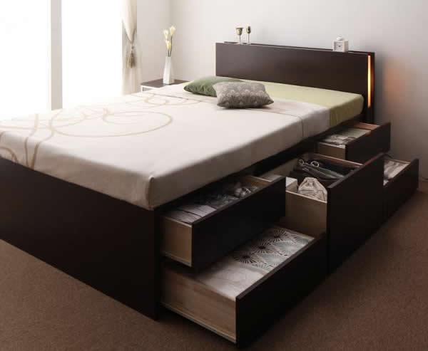 大型収納ベッド:イメージ