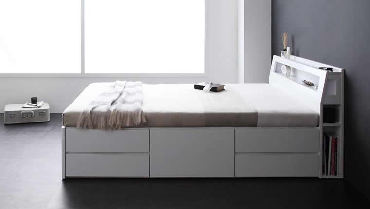 大型ベッドのイメージ