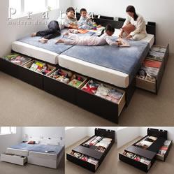 BOX型収納ベッド売れ筋商品